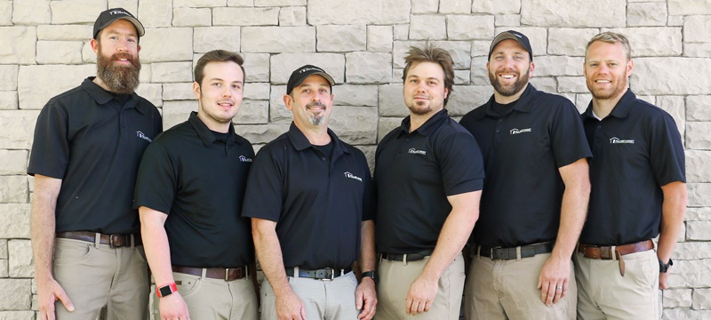 The Scott Frederick Home Inspection Team